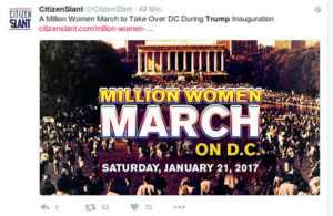 millionwomenmarch